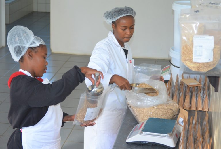 Agro-processing: The Future of rural agricultural development