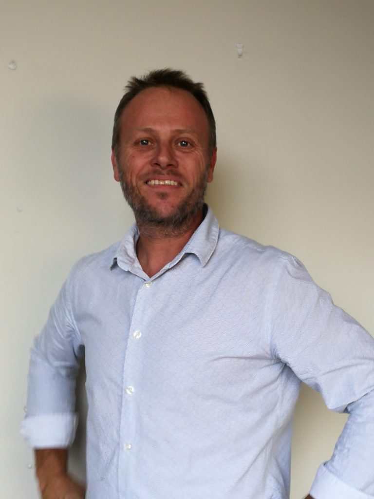 Justin Bend, Co-CEO: Programmes