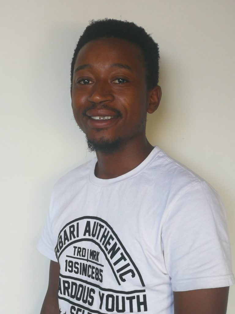 Mfundo Mahlase, Agricultural Infrastructure & Facilities Coordinator